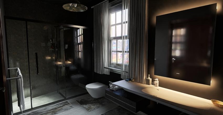Knysh Interior Design Render