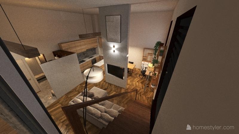 Homecity 10 Interior Design Render