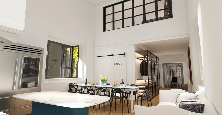 Orlowo v3 Interior Design Render