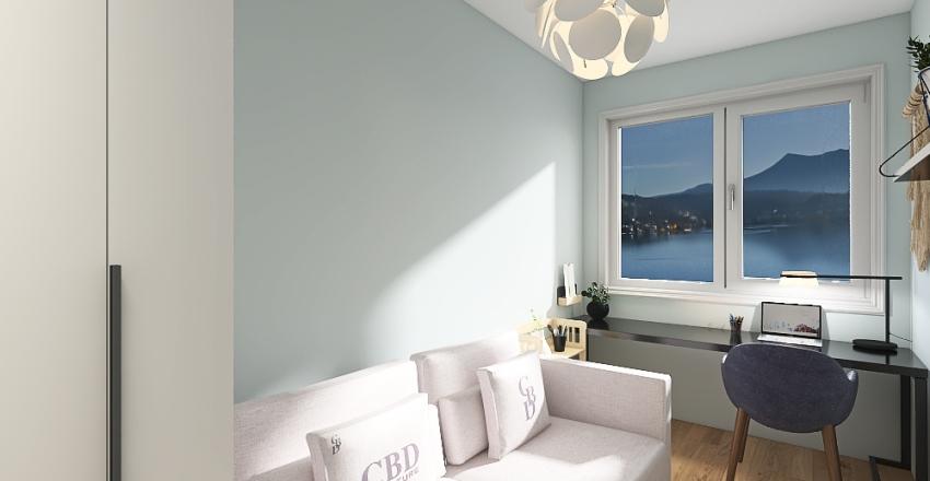 byt 4+1 Interior Design Render