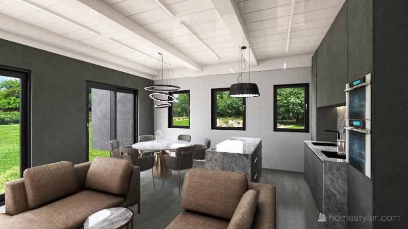 Lourizan Interior Design Render