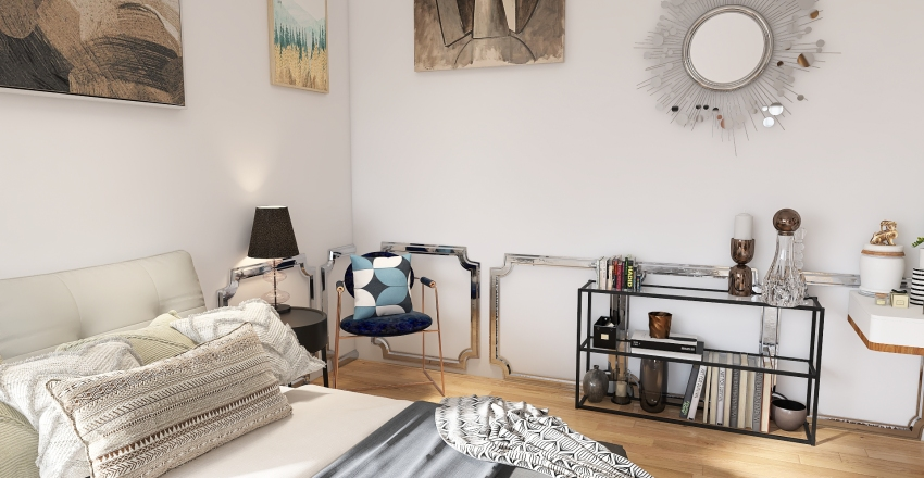 nuevo amanecer Interior Design Render