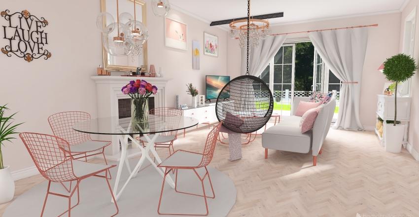 HOUSE LOVES Interior Design Render