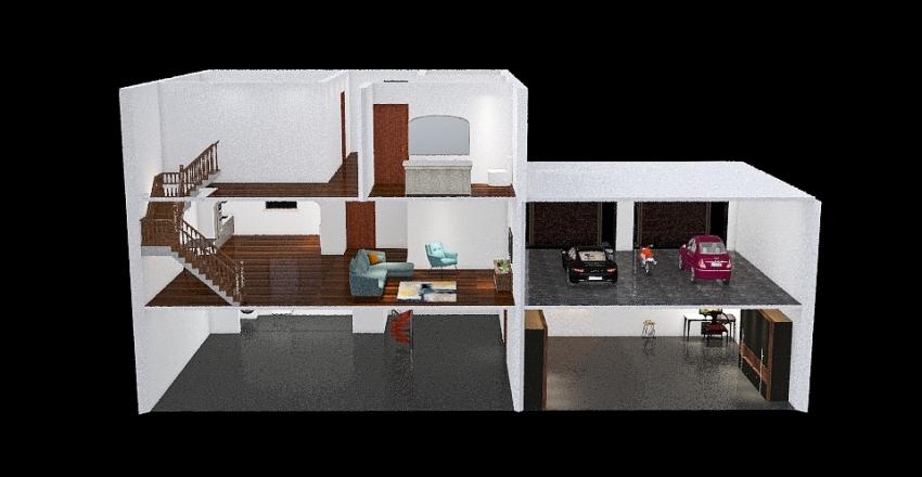 Colonial_copy Interior Design Render