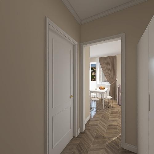 настя 4 Interior Design Render