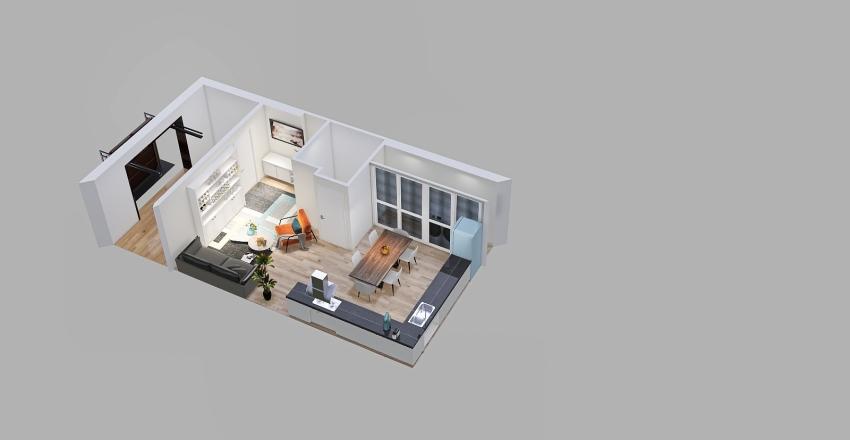 TAVERNA IDRAULICO - sol.2 Interior Design Render