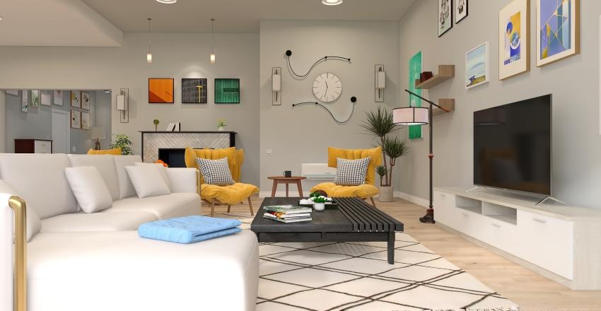 "(VIDEO) ""Summer Breeze"" Interior Design Render"