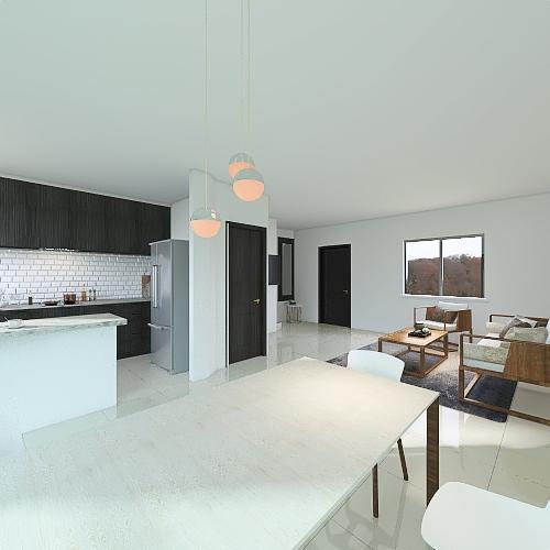 house 05mz21 Interior Design Render
