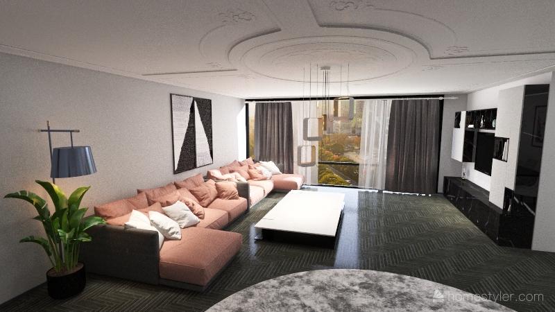 Project1 - Interior Design Render