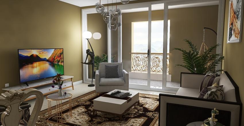Resort Vista Del Caribe Interior Design Render