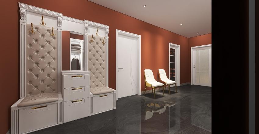 WARDROBE .ГАРДЕРОБ Interior Design Render