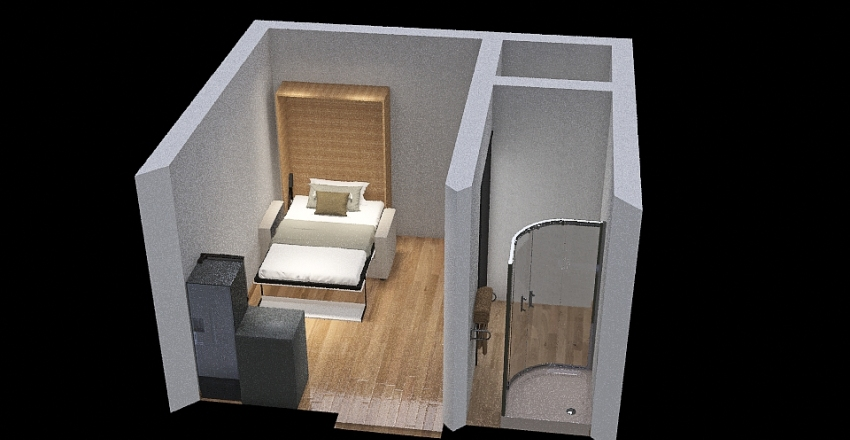 HOPE Interior Design Render
