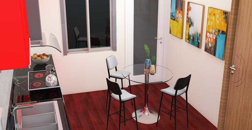 Copy of cocina 30-9-2 Interior Design Render