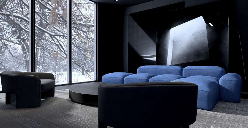 №17 Interior Design Render