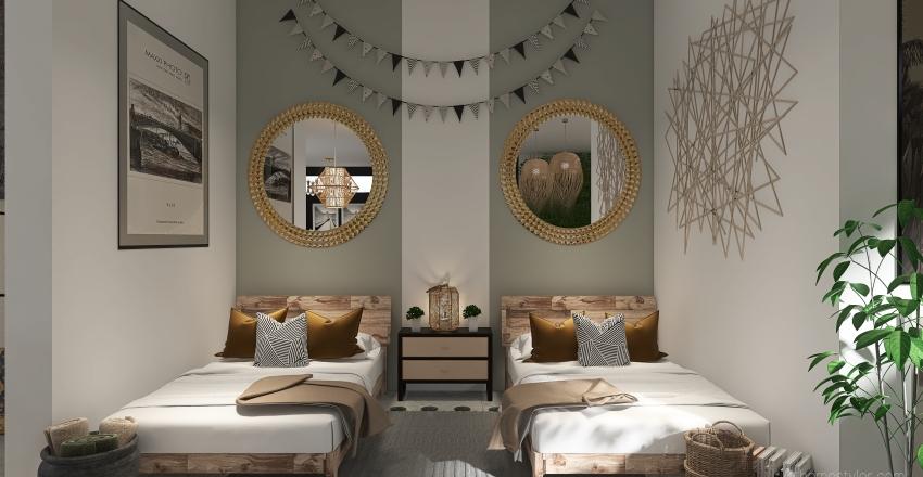 LW Shoppe Interior Design Render