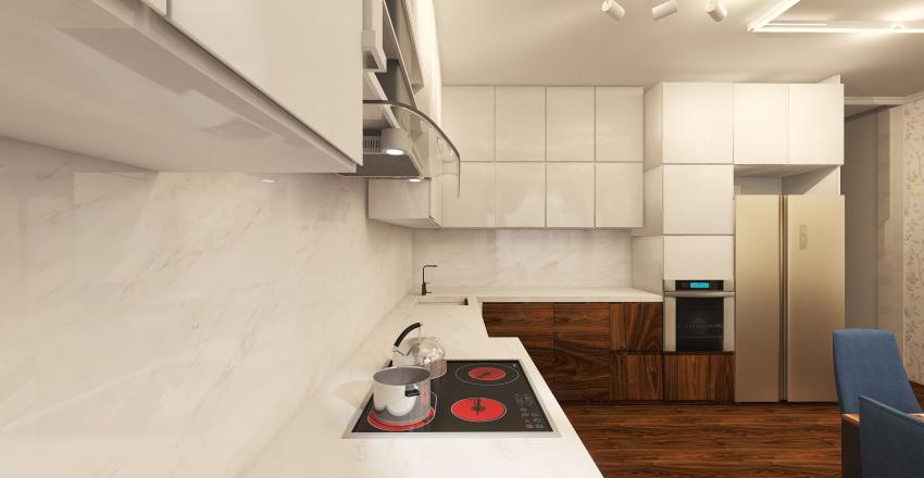 Кухня 2 Interior Design Render