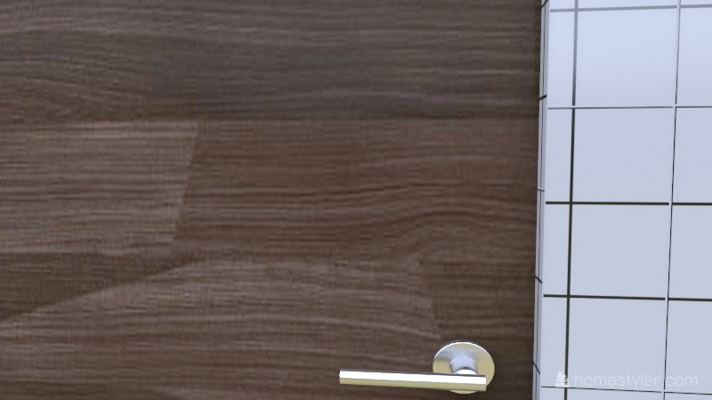 صالة Interior Design Render