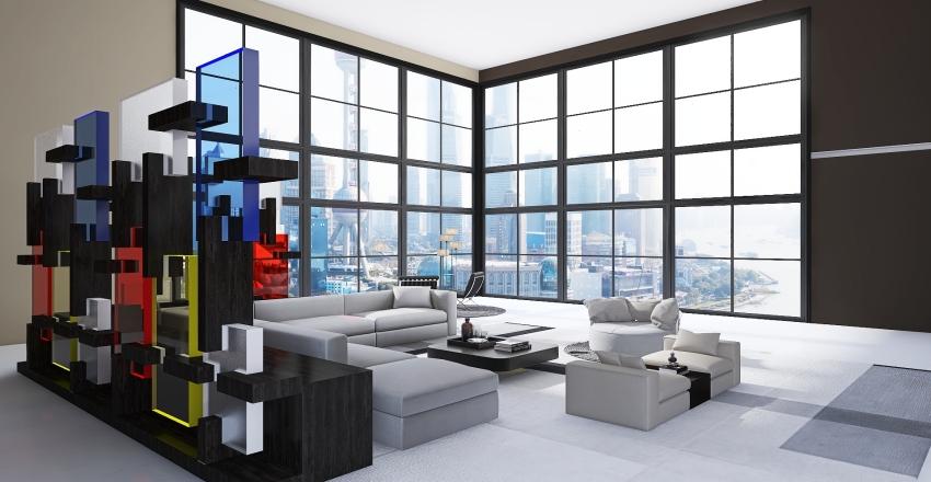 project design Interior Design Render