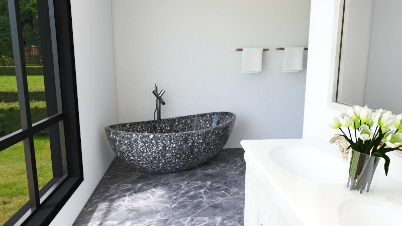 My Dream House Interior Design Render