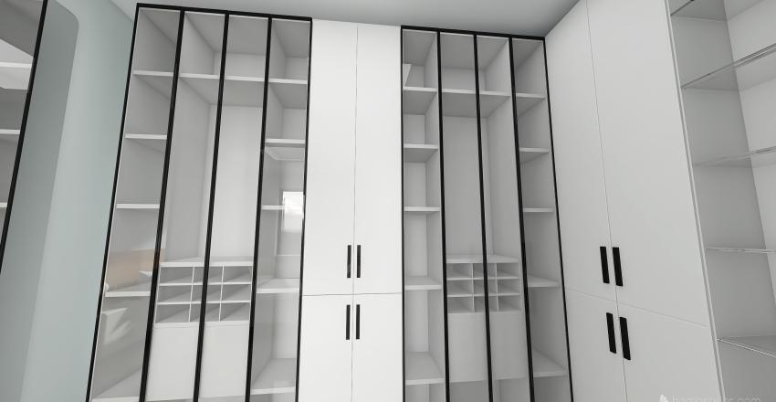 entrega das chaves Interior Design Render