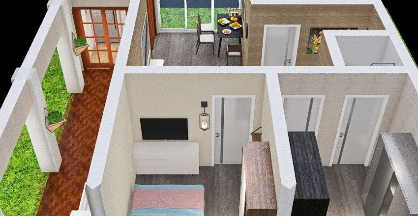 test01 By SupotKet Interior Design Render