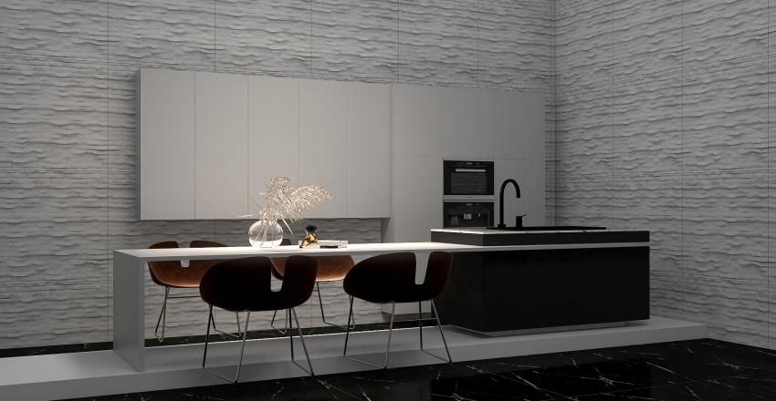 Living Small  Interior Design Render