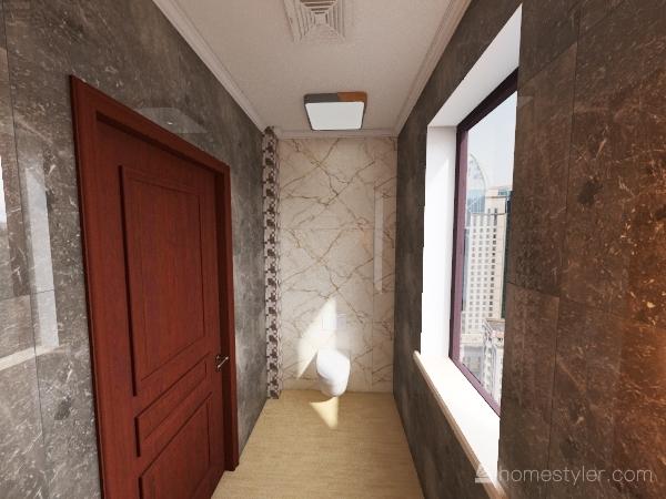 Copy of ahmed Interior Design Render