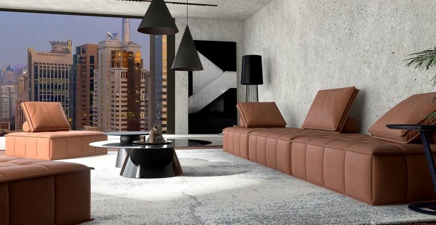 №16 Interior Design Render