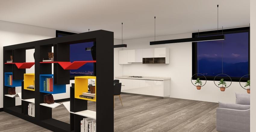 ambientazione  Interior Design Render