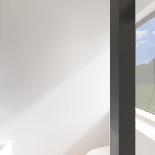 Gozdzikow Parter Interior Design Render