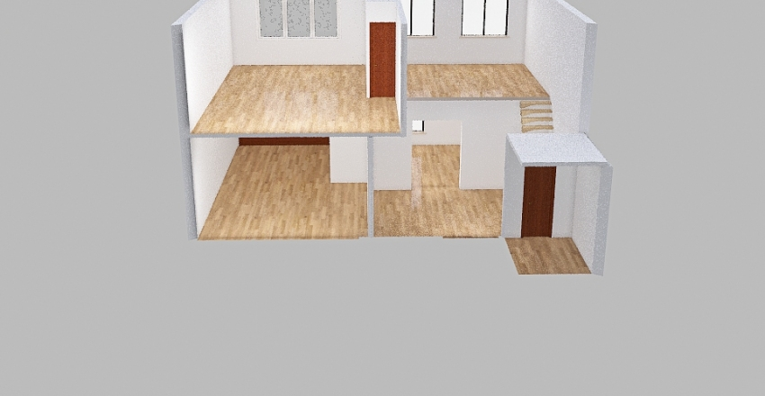Emilio Raña 2 plantas vr002 Interior Design Render