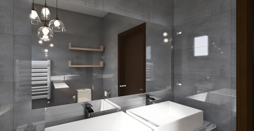 Évi Ádi Interior Design Render
