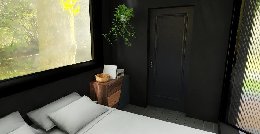 Modern Hills Interior Design Render