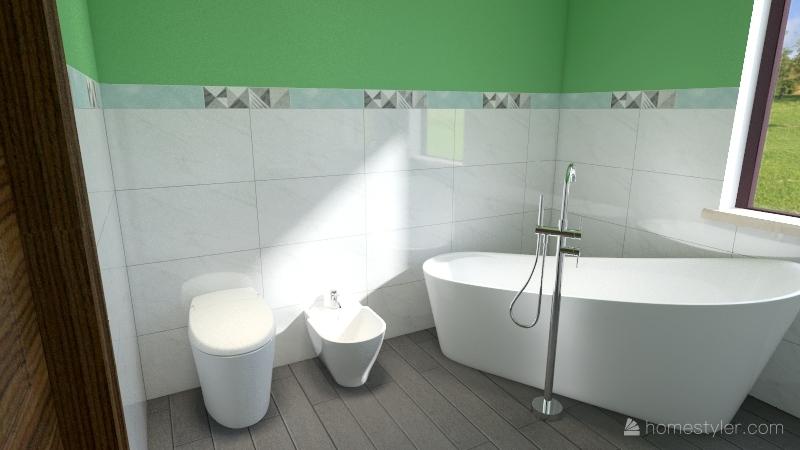 Casa_Ceretta_V_Inclinata_B2 Interior Design Render