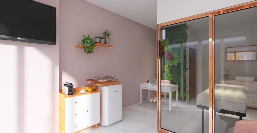 STUDIO ISABELA CALDEIRA Interior Design Render