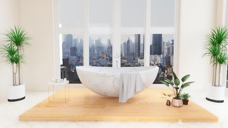 relaxar Interior Design Render