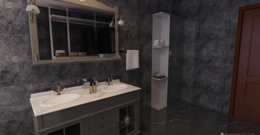 дом желаний Interior Design Render