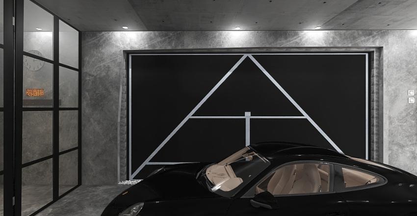 TRANQUILITY  Interior Design Render