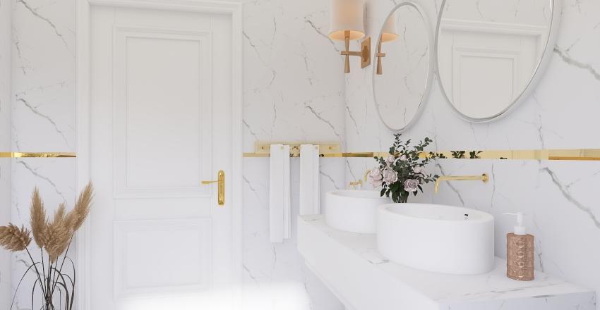 v2_Przy Słonecznej 5 Interior Design Render