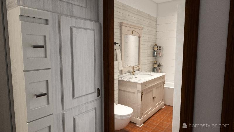 AP35 Interior Design Render