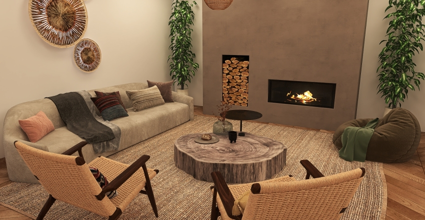 Magnolia Interior Design Render