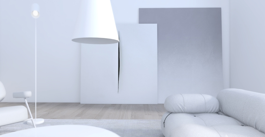 №18 Interior Design Render