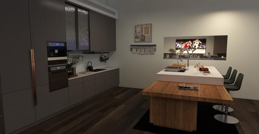 livingroom project Interior Design Render