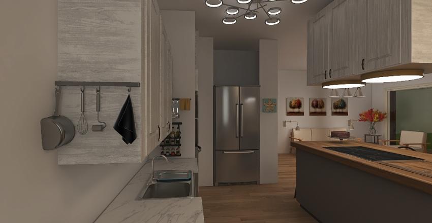 Casa nova 7 Interior Design Render