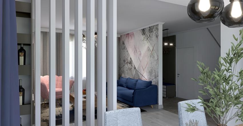 casa P+1 Fam. Serban Interior Design Render