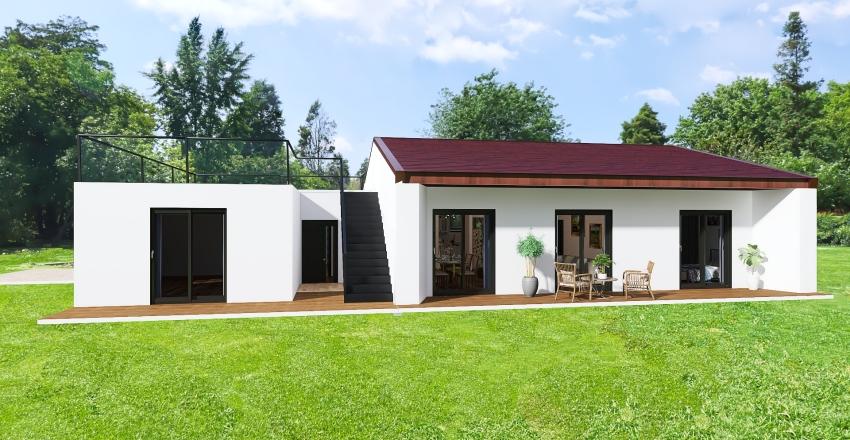 2 v Villa Oscar Gabriele con studio Interior Design Render