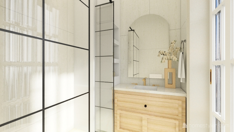 baño  PIDOD 27/02/2021 Interior Design Render