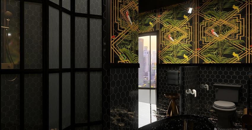 Mad Hexx Interior Design Render