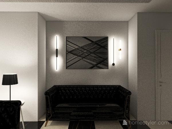 ALTAMEDICA Center Interior Design Render