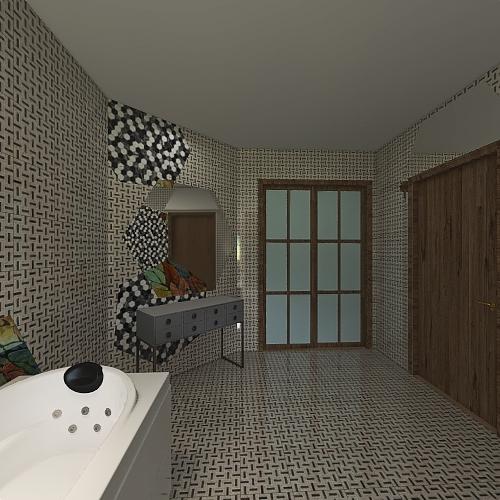 Casa In Piano Interior Design Render